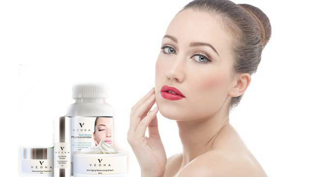 How do the vitamins in the Veona anti wrinkle products actually work?